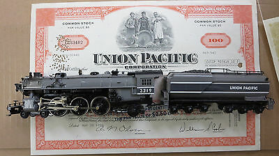 "Mantua Collectibles Union Pacific ""Grey Goose"" 4-6-2 Pacific HO"