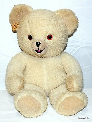 SNUGGLE BEAR - 21 in - MADE BY RUSS BEARS - 1986 - EXCELLENT CONDITION