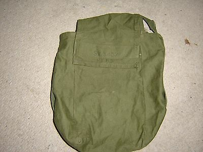 Military Green Pouch