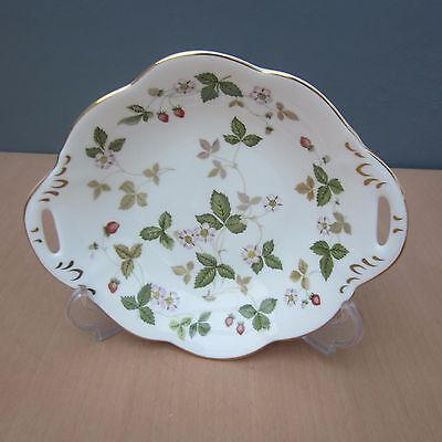 Wedgwood Wild Strawberry Trinket / Bon Bon Tray