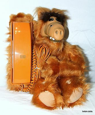 Rare Alf Phone - 1980's - Very Nice In Excellent Condition
