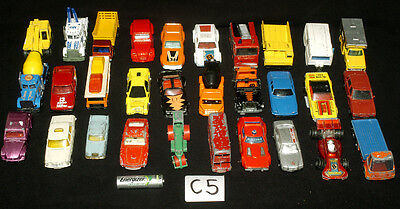 Vintage Matchbox  Dia Cast Cars  Selection And Other Brands C5