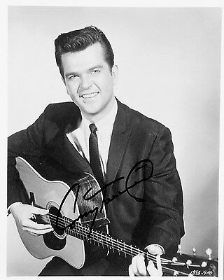 "Conway Twitty 10"" x 8"" Photograph no 1"