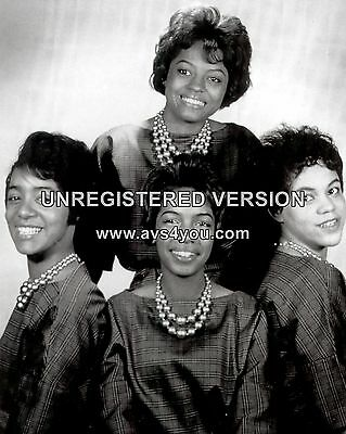 """Diana Ross and the Supremes 10"""" x 8"""" Photograph no 166"""