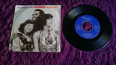 "The Undisputed Truth ‎– Help Yourself ,  Vinyl, 7"", 1974 , Spain , SN-20.897"