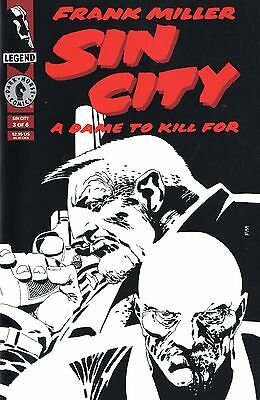 FRANK MILLER - SIN CITY - A Dame to kill for 3/6