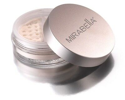 Mirabella Perfecting Powder Loose Powder 4.0g/0.14Oz New In Box