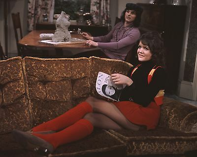 """Sally Geeson Carry On Films 10"""" x 8"""" Photograph no 33"""