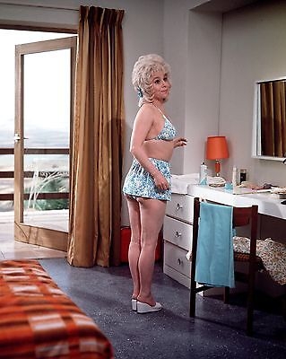 """Barbara Windsor Carry On Films 10"""" x 8"""" Photograph no 74"""