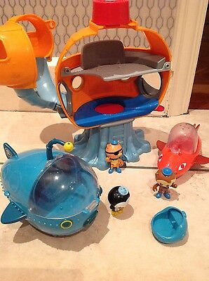 Octonaughts Toy Bundle