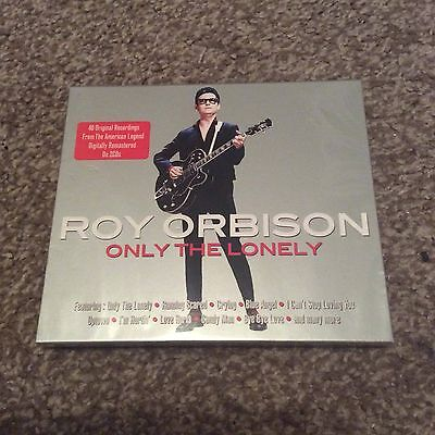 Roy Orbison (Only The Lonely)  Cd