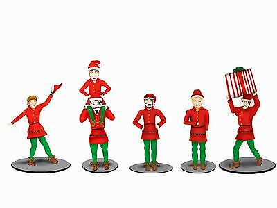 Lionel Trains 6-83185 The Polar Express Elves Figure Pack O Gauge