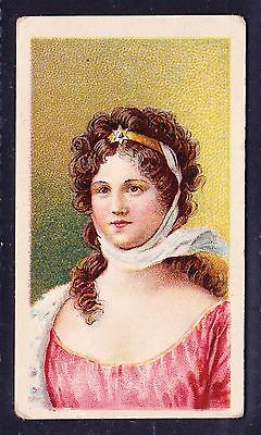 BAT / B.A.T. BEAUTIES, STIPPLED BACKGROUND 1903 Card #01 *Good Condition*