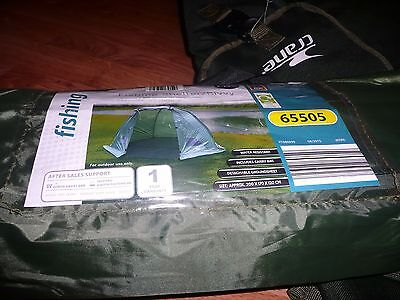 Lightweight Fishing Shelter Bivvy And Fishing Cool Bag Package **new**
