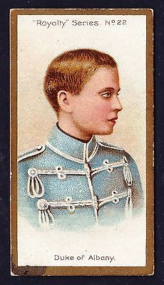 Taddy ROYALTY SERIES 1903 #22 Duke Of Albany *Good Condition*