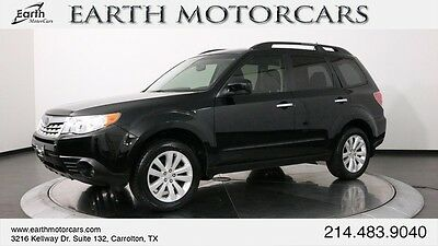 2013 Subaru Forester  2013 FORESTER 2.5X LIMITED, PANO ROOF, LEATHER, 1 OWNER, CARFAX, POWERTRAIN WARR