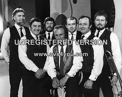 "Mr Acker Bilk 10"" x 8"" Photograph no 7"