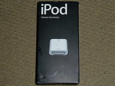 Apple Official Ipad Ipod Camera Connector Kit Genuine Usb M9861G/b Connection