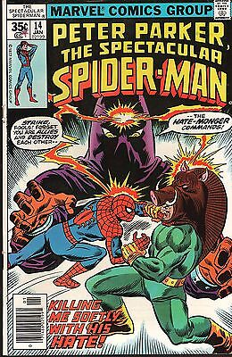 Peter Parker, The Spectacular Spider-Man No.14 / 1978 Bill Mantlo & Sal Buscema