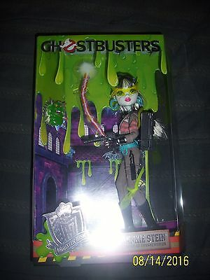 2016 SDCC Mattel Monster High GHOSTBUSTERS Frankie Stein COMIC CON Exclusive