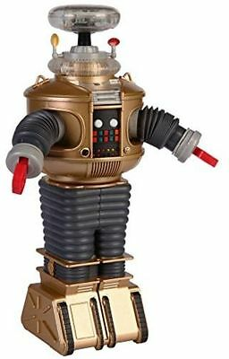 Lost In Space Electronic Lights and Sounds B9 Robot Golden Boy Edition