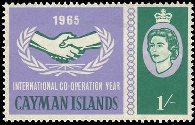 CAYMAN ISLANDS 175 (SG187) - International Cooperation Year (pa75111)