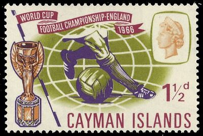 CAYMAN ISLANDS 182 (SG194) - World Cup Football Championships (pa75122)