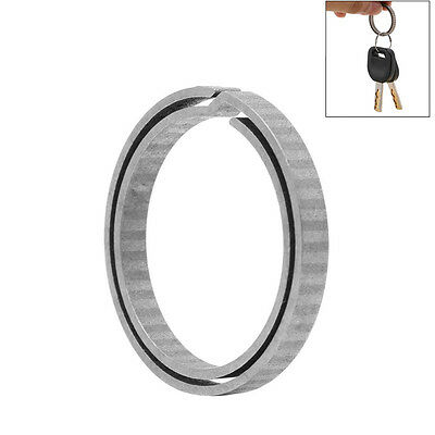 Titanium Alloy Lightweight Hanging Buckle Key Ring Keychain Quickdraw Tool New