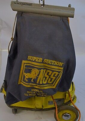 National Super Service NSS M-1 PIG Commercial Vacuum Cleaner Heavy Duty Bag