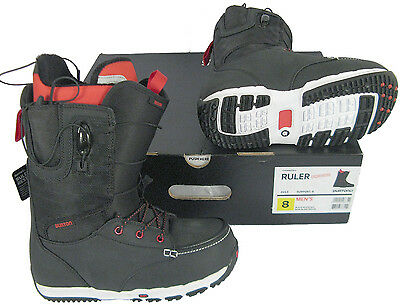 NEW!  Burton Ruler Restricted Mens Snowboard Boots!   *Black*