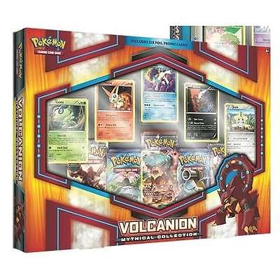 POKEMON MYTHICAL COLLECTION * Volcanion