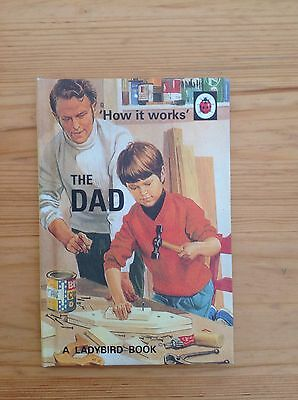 'How it Works' The Dad A Ladybird Book (Adult) Spoof Parody Humour