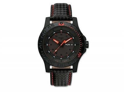 Traser H3 Red Combat Leather