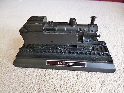 collectable coal model of LMS JINTY locomotive