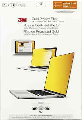 3M GPFMR13 Blickschutzfilter Gold Apple MacBook Pro 13  Re.