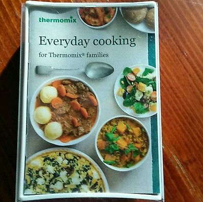 NEW Thermomix Chip Everyday Cooking for Thermomix Families