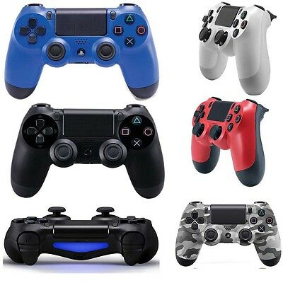 Wireless Bluetooth Vibration Gamepad Joystick Controller For PlayStation 4 PS4