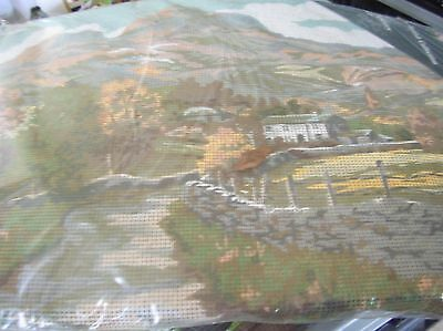 "Tapestry Kit "" Langdale Lake District "" New & Sealed 24"" x 14"""
