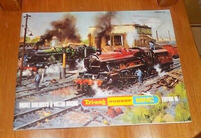 Triang/hornby Edition 16 Model Railway & Motor Racing Catalogue