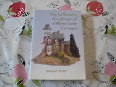 The Collector's Handbook Of Lilliput Lane Cottages Annette Powers Catalogue Book