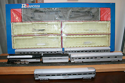 Rivarossi HO New York Central Pullman Empire State Express Set with loco 5429