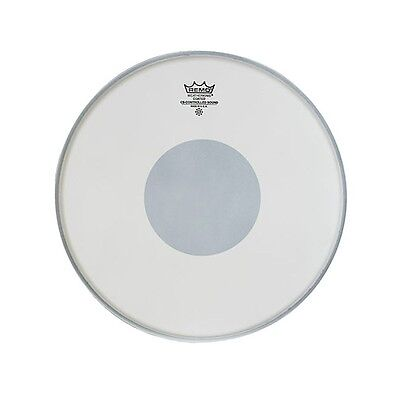 Remo Controlled Sound Coated 14in Drum Head w/Black Dot CS-0114-10
