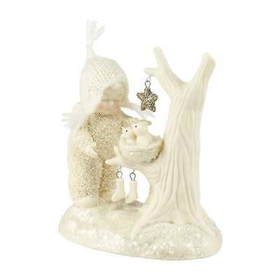 Snowbabies Department 56 Tree Trimming Christmas Figurine New Boxed 4045620