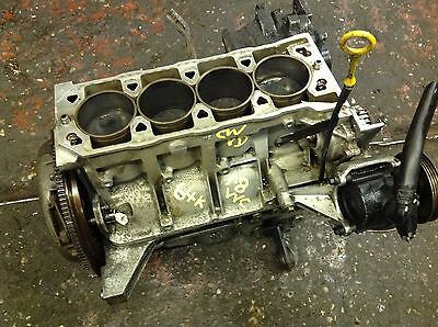 Mg Zr Tf 160 Vvc - 1.8 Complete Engine Block Bottom End 61K Miles - 160 Pistons