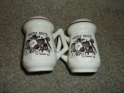 Myrtle Beach Salt And Pepper Shakers