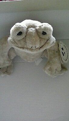 New cuddly quarry critters soft toy,looking for a new home at christmas
