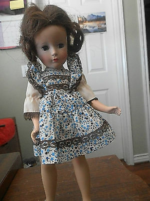 """Vintage Rare 1949 to 1950 Vogue Doll Mother 14"""" Tall USA ?"""