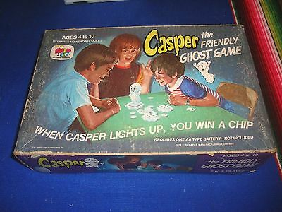 Vintage Casper The Friendly Ghost Game
