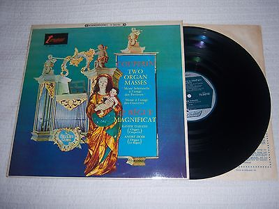 Turnabout Tv 34074S Couperin - Organ Masses/le Begue - Magnificat Nm