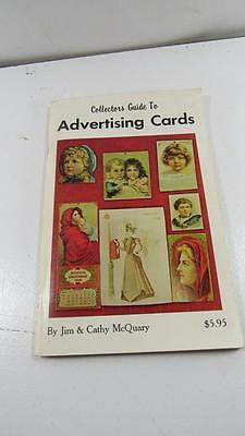 TC Collerctors Guide to Advertising Cards
